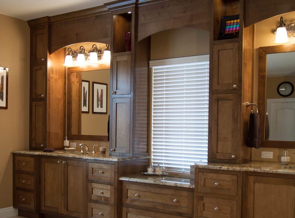 denver master bathroom remodel da vinci remodeling custom design
