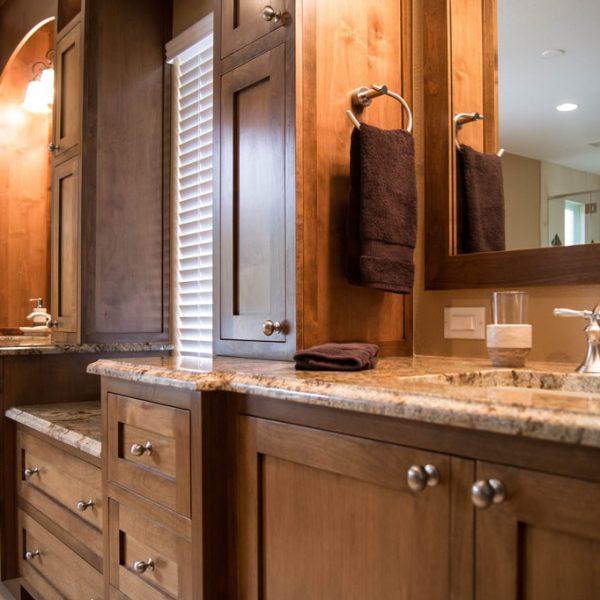 Denver Master Bathroom Remodel Davinci Remodeling