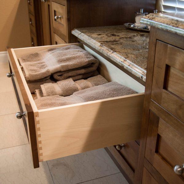 Denver Master Bathroom Remodel | Da Vinci Remodeling | Custom Design