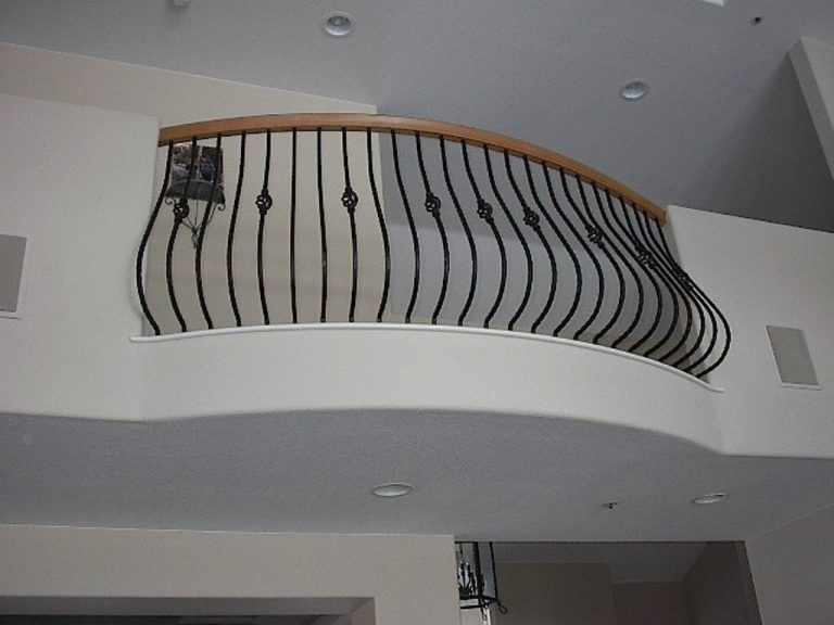 A Simple Railing Makes a Difference
