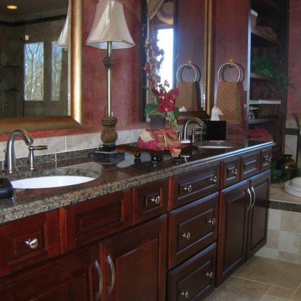 Bathroom Remodel Greenwood In: Updated Master Bathroom
