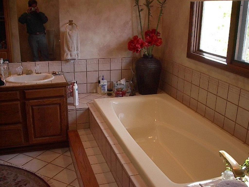 Updated Master Bathroom Da Vinci Remodeling Centennial Colorado - Bathroom remodeling centennial