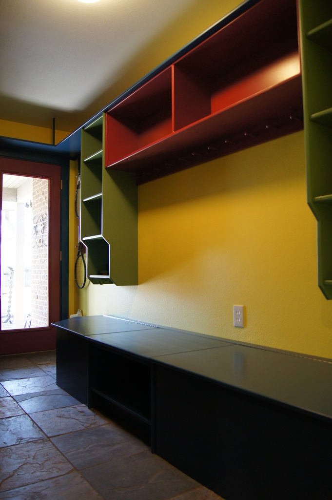 Let's Organize and Add Lots of Color