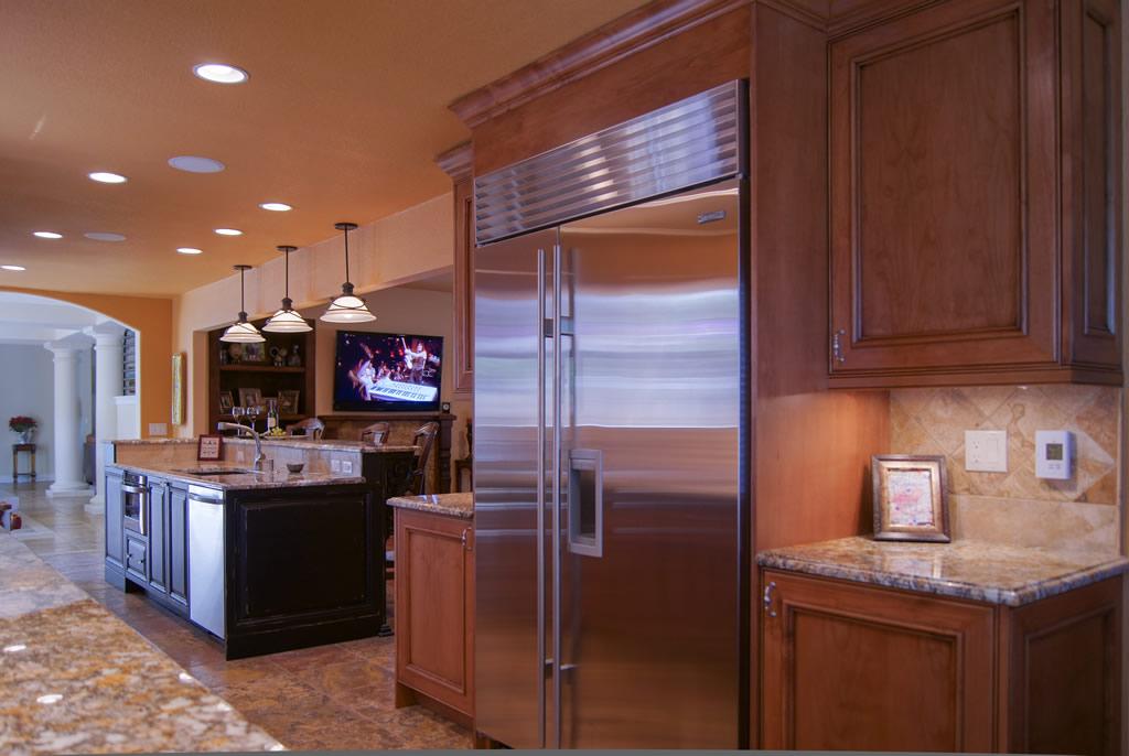 Denver kitchen was a train wreck davinci remodeling for Kitchen remodel denver
