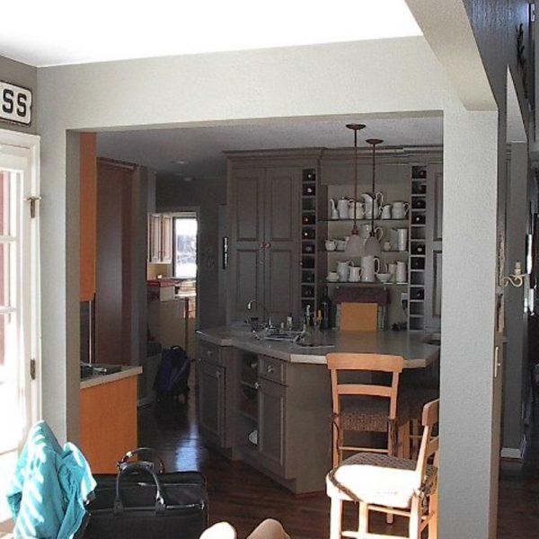 Greenwood Village Kitchen With Heart