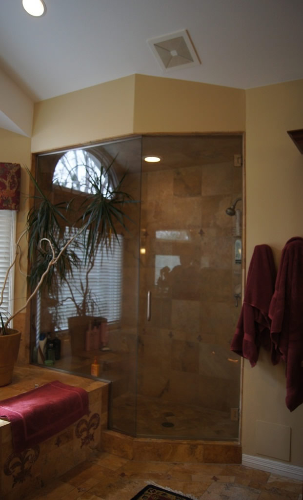 Tile Work In Greenwood Village Master Bath Da Vinci