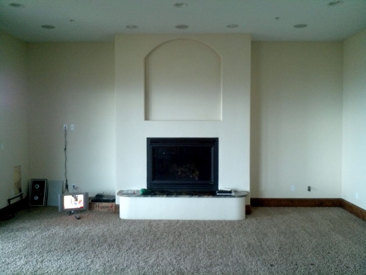 Family Room Remodel in Littleton, CO | DaVinci Remodeling ...