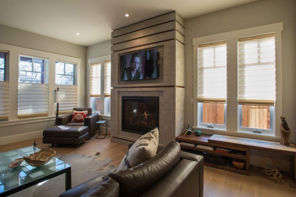 Fireplace Remodel In Denver Colorado Design And Build Da Vinci Extraordinary Denver Remodel Design