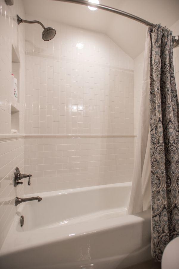 Guest Bath Remodel Greenwood Village Davinci Remodeling